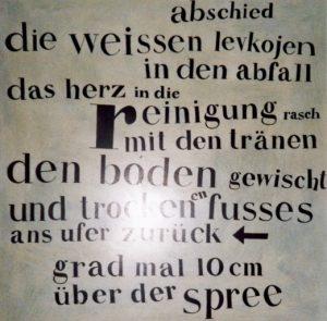 WV 101 60x60 cm Acryl a. Holz 2002