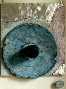 ca. 35x35 cm ?Assemblageca. 1996